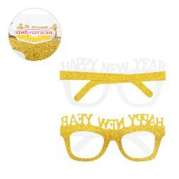 BESTOYARD 10pcs Glitter Eyeglasses Glasses Frame for Kids Co