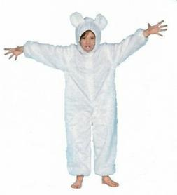 - Childs Polar Bear Costume, available in sizes up to 14yrs