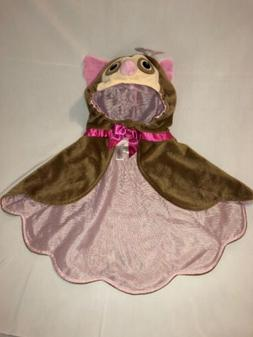 2013 Toys R Us Koala Kids Owl Halloween Costume Bird Dress U