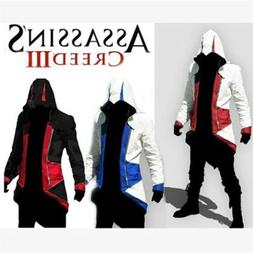 2017 Cool Stylish Creed Hoodie Men's Cosplay For Assassins J