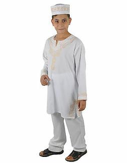 3 Pieces Set - Children Salwar Kameez Tunic Children's Costu