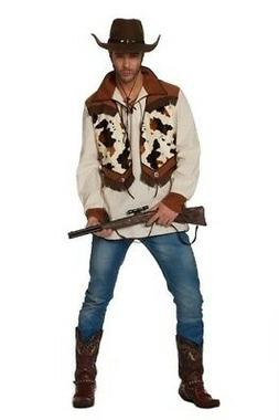 Wilbers 38cm Ringo The Cowboy Costume. Free Delivery