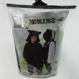RG Costumes 40202 Skunk Funises Child Costume Jumpsuit with
