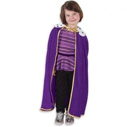 Beistle 60254-PL Child/King/Queen Robe, 33-Inch, Purple