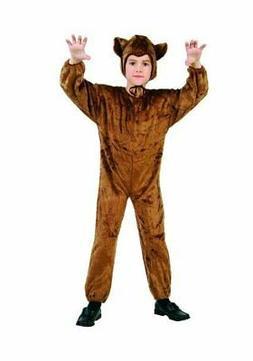RG Costumes 70075 Child Plush Brown Bear Costume