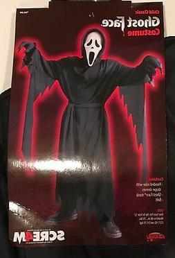 Fun World 785 Ghost Face Child Halloween Costume Size Standa