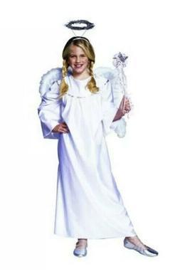 RG Costumes 91092-L Deluxe Angel Costume - Size Child's La