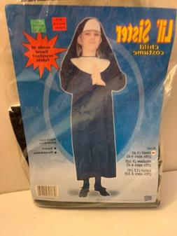 RG Costumes 91205 Lil' Sister Nun Child Costume Religious