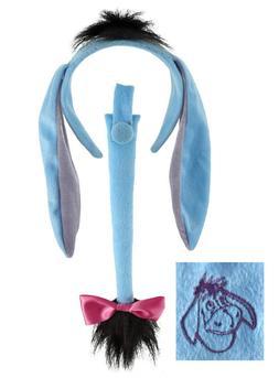 BuySeasons Costumes Child, Winnie the Pooh Eeyore Ears and T