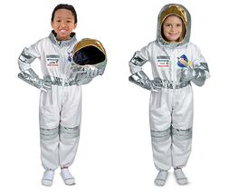 Melissa & Doug Astronaut Role Play Costume Set  - Jumpsuit,
