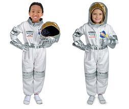 Melissa & Doug Astronaut Role Play Costume Set  - Jumpsuit,