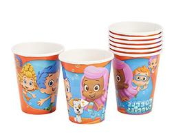 Bubble Guppies 9oz Paper Party Cups