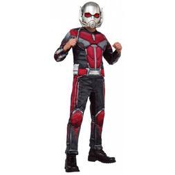 Ant-Man Costume Kids Marvel Superhero Halloween Fancy Dress