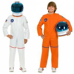 Astronaut Costume Kids NASA Spaceman Halloween Fancy Dress