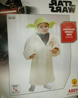 Star Wars Baby Yoda Toddler Child Halloween Costume Dress Up