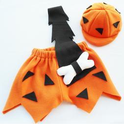 Bambam Flintstone Boys Halloween Costume 3 Piece Set size  3