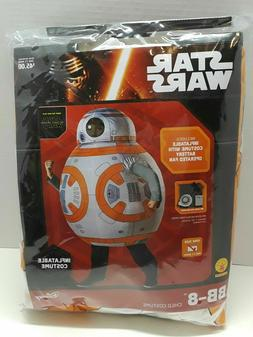 bb 8 inflatable costume star wars droid