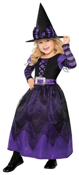 Be Witched Child's Costume by Amscan - NWT