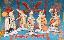 bethany lowe halloween vintage style children in