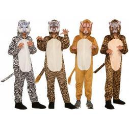Big Cat Costume Kids Halloween Fancy Dress