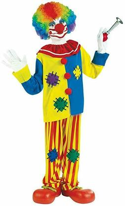 Big Top Clown Child  Costume by Fun World
