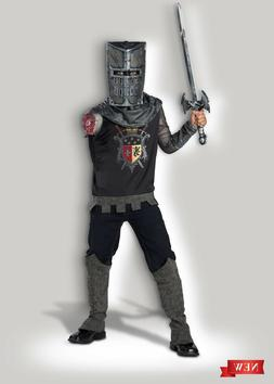 InCharacter Black Knight Medieval Renaissance Childrens Hall