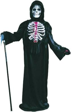 Fun World Bleeding Skeleton Kids Costume Size:  L