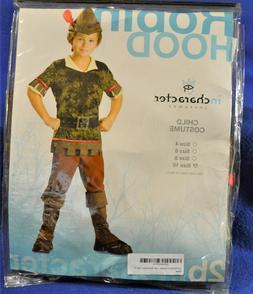 Boy's Robin Hood Costume InCharacter Sizes 8 & 10