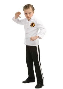 Boys Child Licensed KARATE KID Costume Outfit