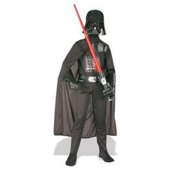 Boys Child STAR WARS Darth Vader Costume Outfit