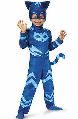 Brand New PJ Masks Superhero Catboy Classic Toddler Costume