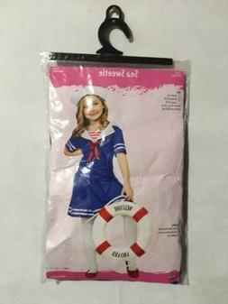 Brand New Sea Sweetie Sailor Child Costume
