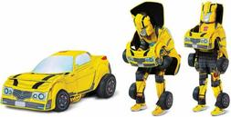 Bumblebee Converting Deluxe Transformers Fancy Dress Up Hall