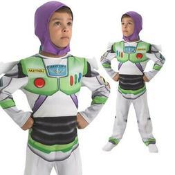 Buzz Lightyear Classic Boys Costume Disney Toy Story Superhe