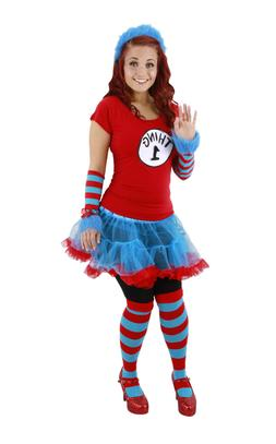 Dr. Seuss™ The Cat In The Hat® Thing 1 and Thing 2