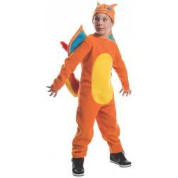 Charizard Costume Kids Pokemon Halloween Fancy Dress
