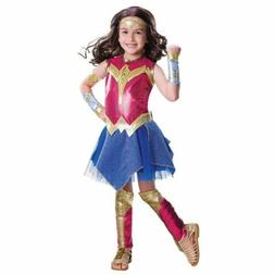 Child Dawn Of Justice DC Superhero Wonder Woman Halloween Co