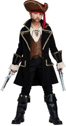 Disguise Child Disney Pirates of the Caribbean Costume Dread
