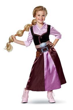 Child Disney Rapunzel Tangled The Series Princess Costume