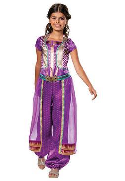 Disney Child Jasmine Aladdin Dress Up Costume Halloween
