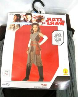 Star Wars Child Rey Deluxe Halloween Dress Up Costume Girl K