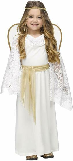FUN WORLD Child's 24 mo-2Toddler Angelic Miss Angel Costume