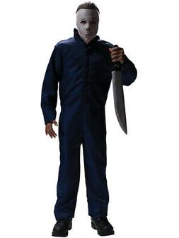 Child's Boys Michael Myers Horror Movie Halloween Jumpsuit C