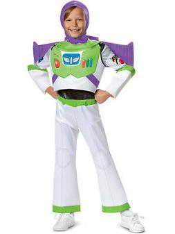 Child's Disney Deluxe Toy Story 4 Buzz Lightyear Costume