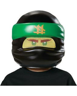Child's LEGO® Ninjago Movie Lloyd Green Ninja Mask Costume