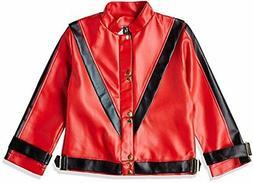 Charades Child's Michael Jackson Thriller Costume Jacket, Re