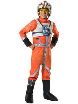 Child's Star Wars Classic X-Wing Fighter Pilot Resistance Re