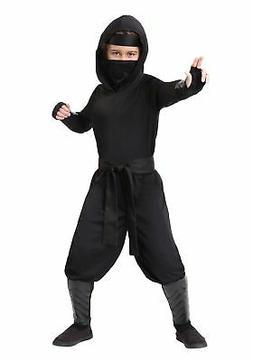 Child Stealth Shinobi Ninja Costume