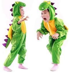 Children Kids Dinosaur Costume Boys Girls Cosplay Fancy Dres