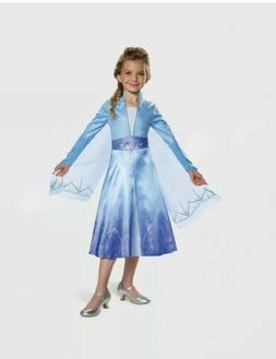 Girls Classic Rapunzel Tangled Disney Costume size XS 3T-4T